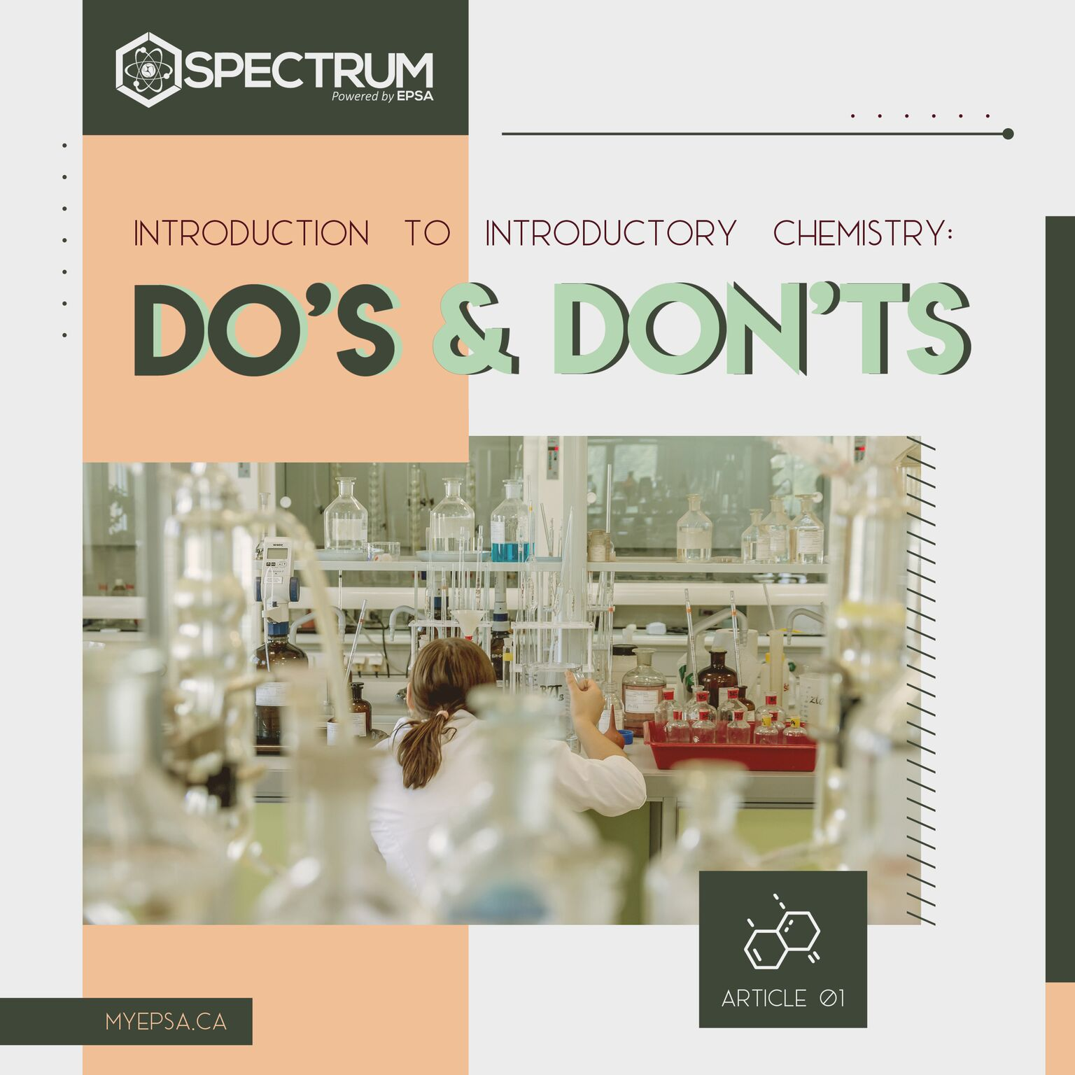 spectrum - article intro to chem