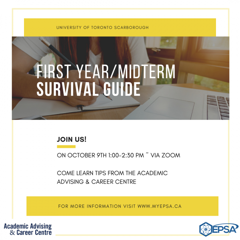 first year survival guide